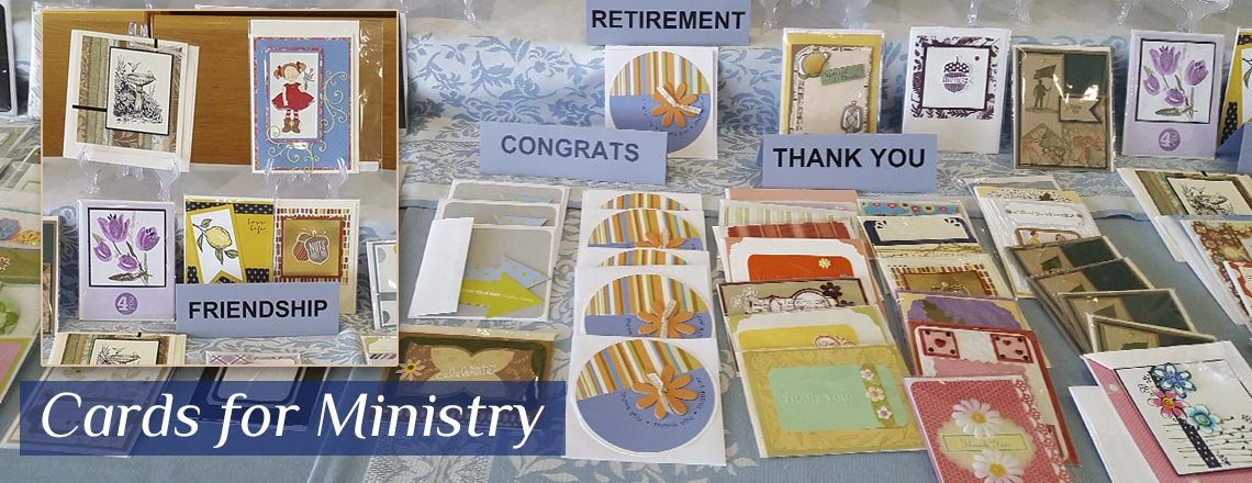 Card Stamping Ministry